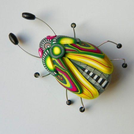 Brož hmyzák reflexní