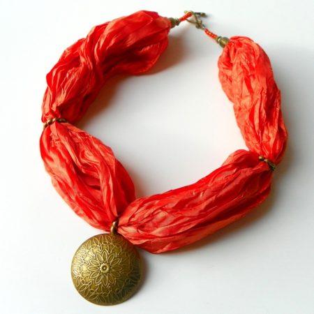 Šátkošperk rezatý s mandalou