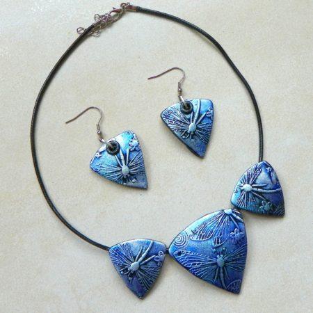 Sada z kolekce Triangl - vážky