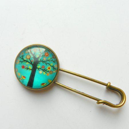 Špendlík strom modrý