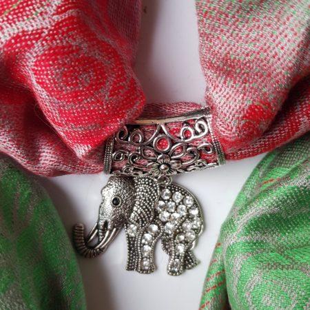 Šperkošála se slonem