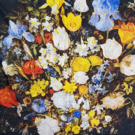 Šála barokní květiny