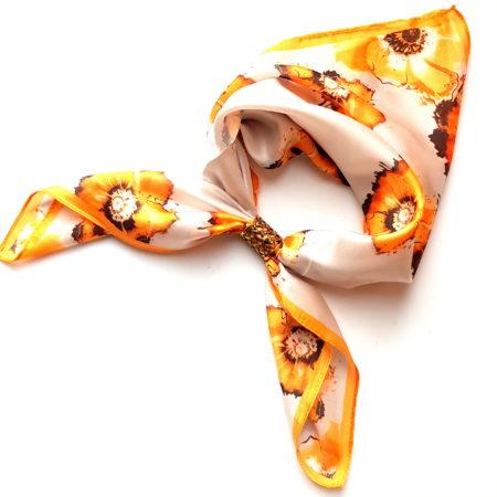 Šátek se spojkou - jiskření