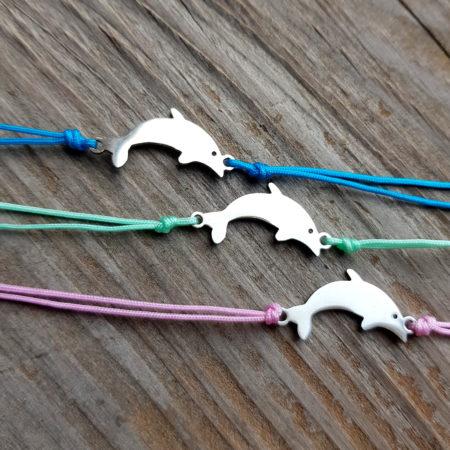 Mikronáramek delfínek