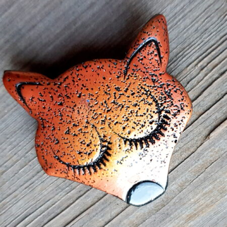 Brož liška Líza