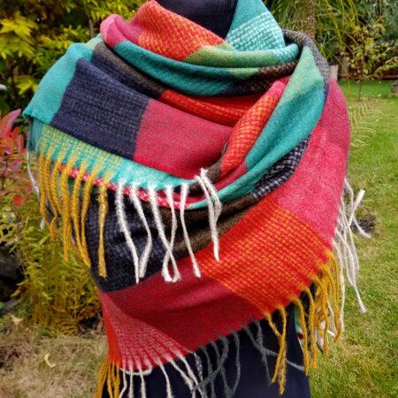 Maxi šátek Komanč